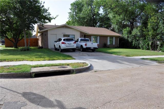 1001 Moore Drive, Mesquite, TX 75149 (MLS #13894187) :: Team Hodnett