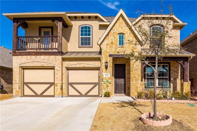 4317 Old Grove Way, Fort Worth, TX 76244 (MLS #13894205) :: Team Hodnett