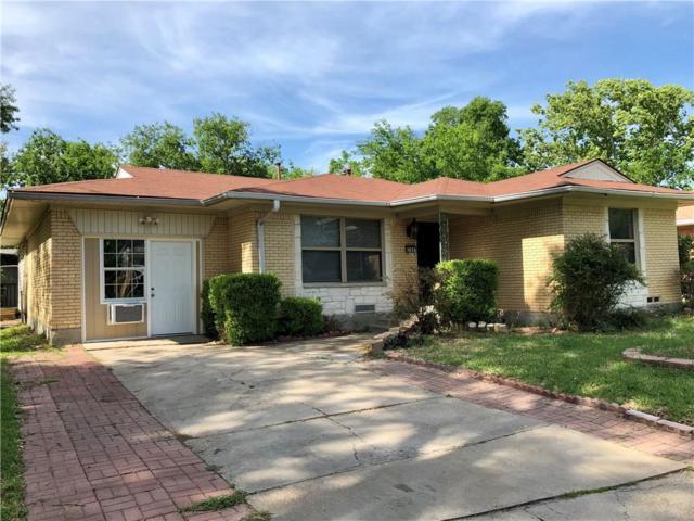 2441 Highwood Drive, Dallas, TX 75228 (MLS #13894239) :: Robbins Real Estate Group