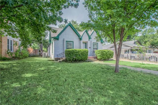 2920 Meadowbrook Drive, Fort Worth, TX 76103 (MLS #13894356) :: Team Hodnett