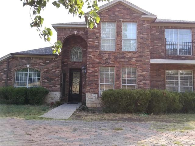 7408 Trimble Drive, Fort Worth, TX 76134 (MLS #13894384) :: Van Poole Properties Group