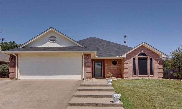 1205 Westbriar Drive, Weatherford, TX 76086 (MLS #13894385) :: Robbins Real Estate Group