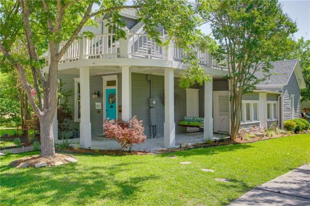 307 S Clark Street, Rockwall, TX 75087 (MLS #13894395) :: Van Poole Properties Group