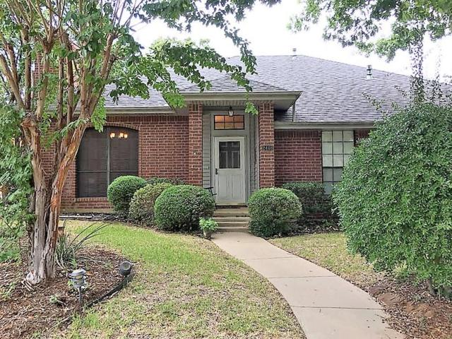 2401 Timber Trail, Denton, TX 76209 (MLS #13894400) :: RE/MAX Town & Country