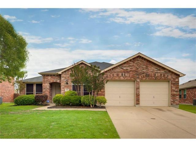 114 Redbud Drive, Forney, TX 75126 (MLS #13894415) :: RE/MAX Landmark