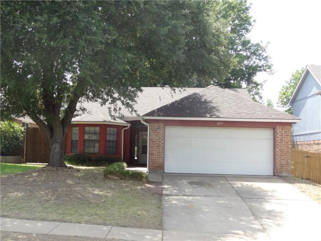 2209 Chatam Hill Street, Grapevine, TX 76051 (MLS #13894424) :: RE/MAX Pinnacle Group REALTORS