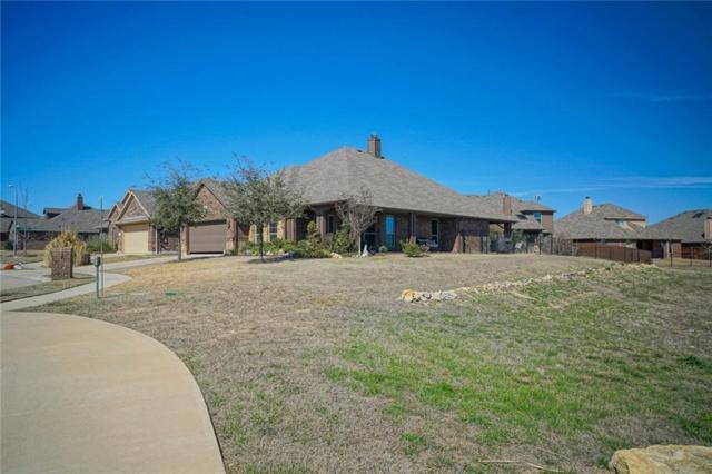 2105 Mountain Hawk Drive, Fort Worth, TX 76177 (MLS #13894507) :: RE/MAX Pinnacle Group REALTORS