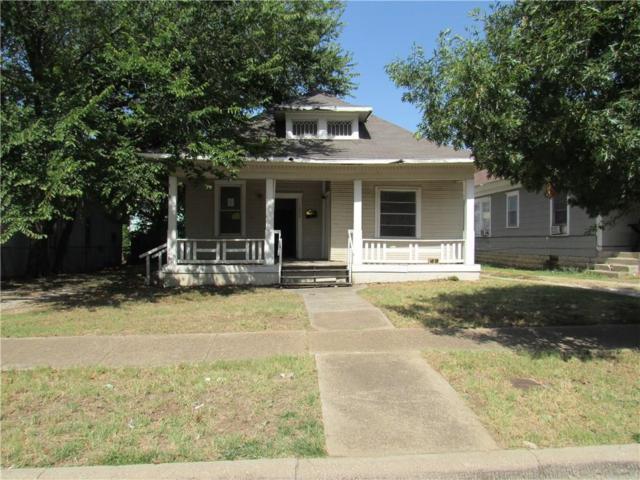 1808 Lipscomb Street, Fort Worth, TX 76110 (MLS #13894545) :: Team Hodnett