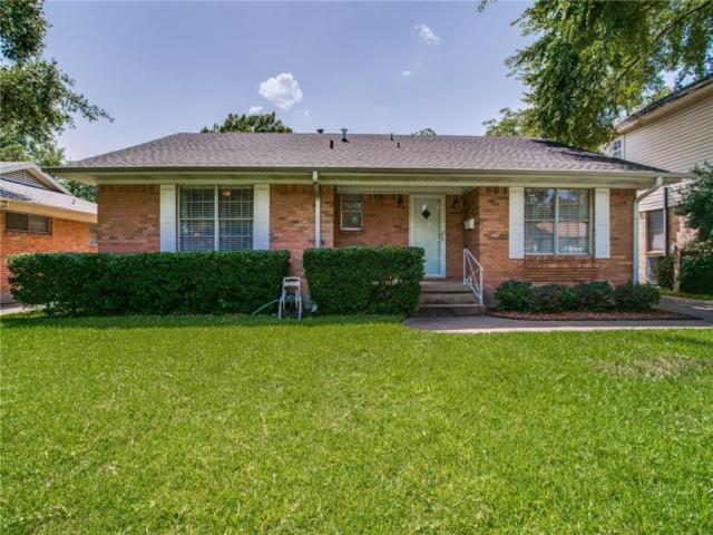 9219 Ferndale Road, Dallas, TX 75238 (MLS #13894549) :: Team Hodnett