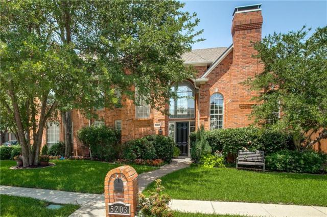 5203 Scarborough Lane, Dallas, TX 75287 (MLS #13894582) :: Robbins Real Estate Group