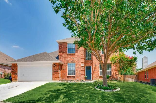 5125 Postwood Drive, Fort Worth, TX 76244 (MLS #13894658) :: Team Hodnett