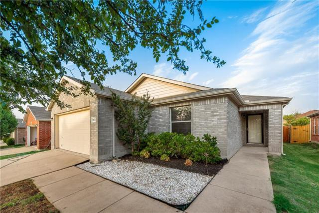 1613 Crown Point Drive, Little Elm, TX 75034 (MLS #13894667) :: Team Hodnett