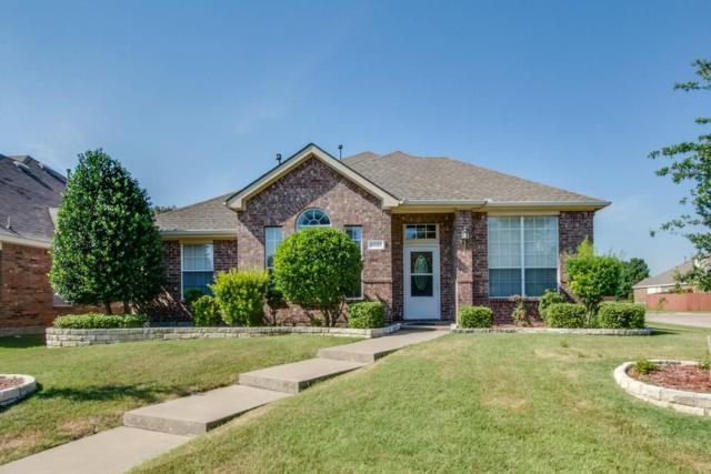 6021 White Pine Drive, Mckinney, TX 75070 (MLS #13894684) :: Frankie Arthur Real Estate