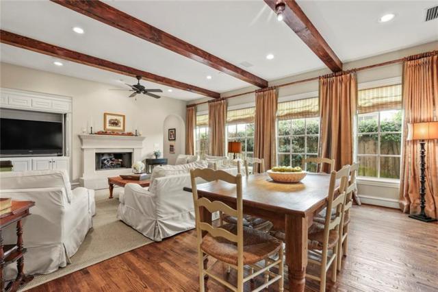 4416 Glenwick Lane, University Park, TX 75205 (MLS #13894766) :: Robbins Real Estate Group