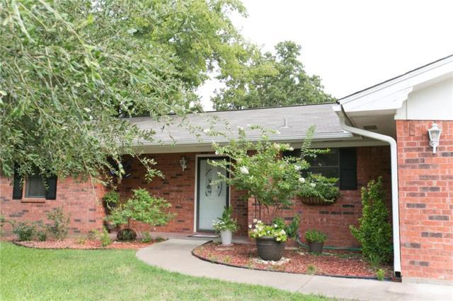 310 Rosebud Drive, Stephenville, TX 76401 (MLS #13894812) :: Team Hodnett