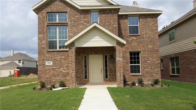 240 Allerton Lane, Lancaster, TX 75146 (MLS #13894819) :: Pinnacle Realty Team