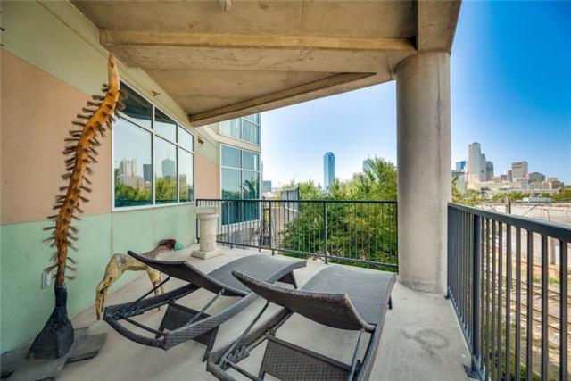 1001 Belleview Street #201, Dallas, TX 75215 (MLS #13894836) :: Magnolia Realty