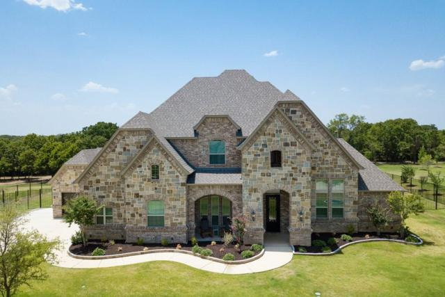 4509 Donnoli Drive, Flower Mound, TX 75022 (MLS #13894838) :: The Real Estate Station