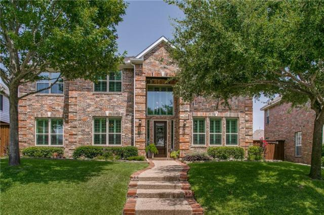 8504 High Meadows Drive, Plano, TX 75025 (MLS #13894862) :: The Holman Group