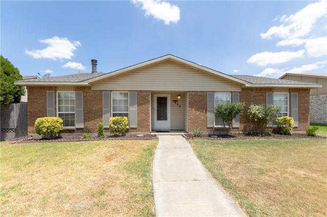 5404 Rice Drive, The Colony, TX 75056 (MLS #13894876) :: Team Hodnett