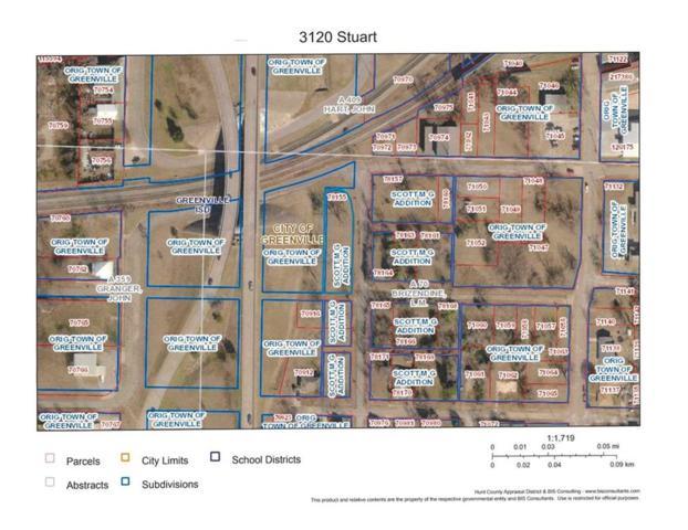 3120 Stuart Street, Greenville, TX 75401 (MLS #13894992) :: Frankie Arthur Real Estate