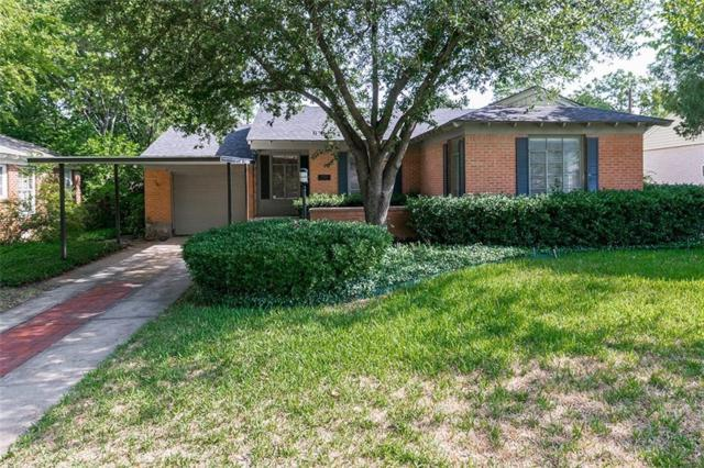 4021 Rochelle Drive, Dallas, TX 75220 (MLS #13895003) :: Team Hodnett