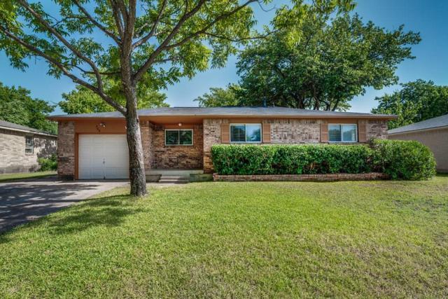 709 Colgate Drive, Lancaster, TX 75134 (MLS #13895062) :: Pinnacle Realty Team