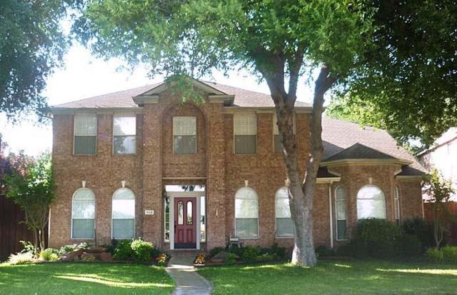1119 Shadow Lakes Boulevard, Allen, TX 75002 (MLS #13895064) :: Team Hodnett