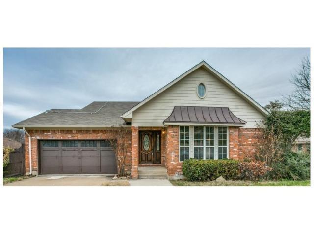 8813 Hidden Hill Drive, Fort Worth, TX 76179 (MLS #13895082) :: Team Hodnett