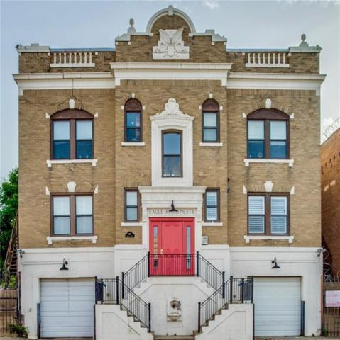 1615 S Ervay Street #4, Dallas, TX 75215 (MLS #13895085) :: The Holman Group
