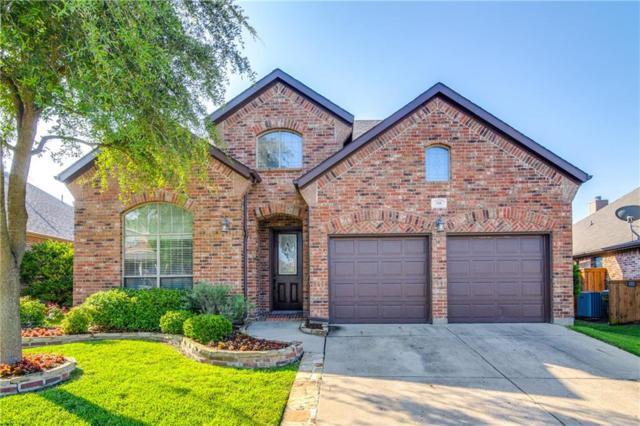 318 Cox Drive, Fate, TX 75087 (MLS #13895147) :: Robbins Real Estate Group