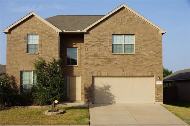 909 Keel Line Drive, Crowley, TX 76036 (MLS #13895163) :: RE/MAX Pinnacle Group REALTORS