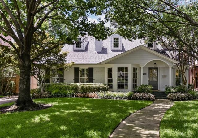 4105 Purdue Avenue, University Park, TX 75225 (MLS #13895176) :: Robbins Real Estate Group