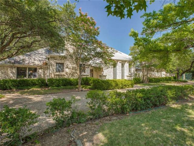 5615 Bent Tree Drive, Dallas, TX 75248 (MLS #13895213) :: RE/MAX Landmark