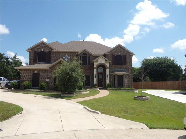 616 Meadow Wood Court, Desoto, TX 75115 (MLS #13895246) :: Pinnacle Realty Team
