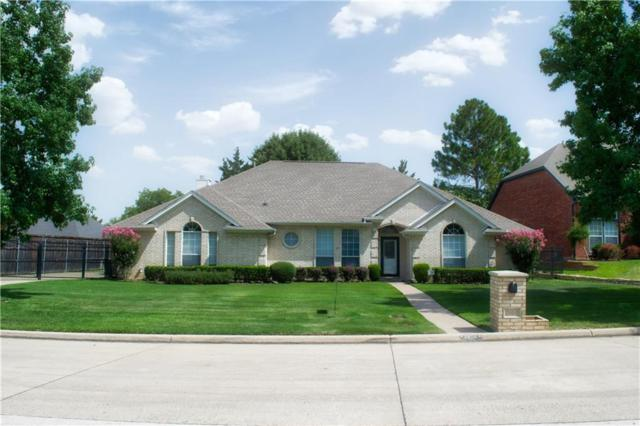 2604 Woodbridge Trail, Mansfield, TX 76063 (MLS #13895299) :: The Holman Group