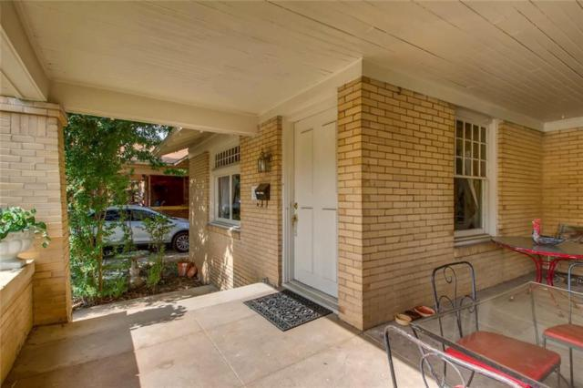 2917 Lipscomb Street, Fort Worth, TX 76110 (MLS #13895304) :: RE/MAX Pinnacle Group REALTORS
