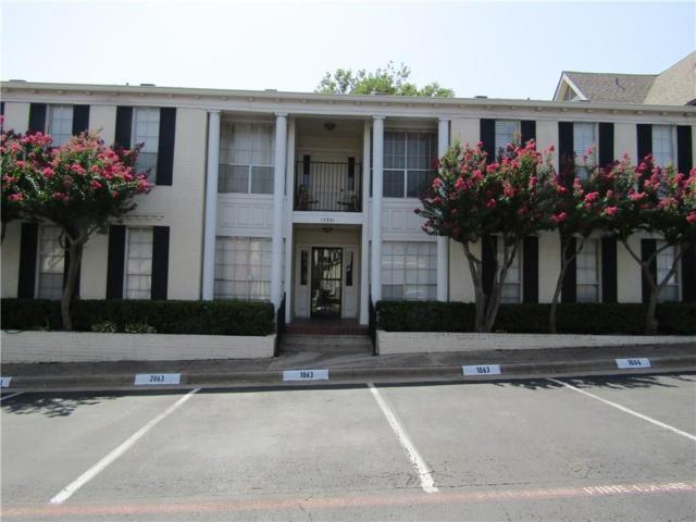 15931 Coolwood Drive #1064, Dallas, TX 75248 (MLS #13895306) :: RE/MAX Pinnacle Group REALTORS