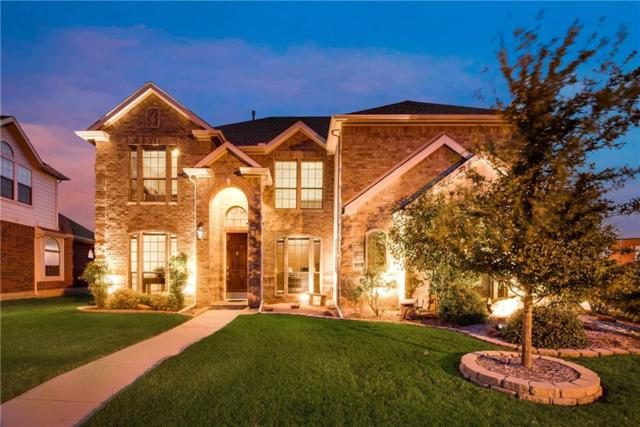 6933 Fools Gold Drive, Fort Worth, TX 76179 (MLS #13895338) :: The Real Estate Station