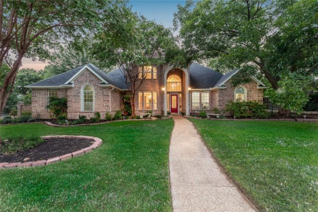 4700 Mill Creek Drive, Colleyville, TX 76034 (MLS #13895369) :: RE/MAX Town & Country