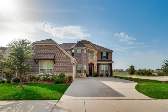 4495 Vista Terrace Drive, Frisco, TX 75034 (MLS #13895391) :: Team Hodnett