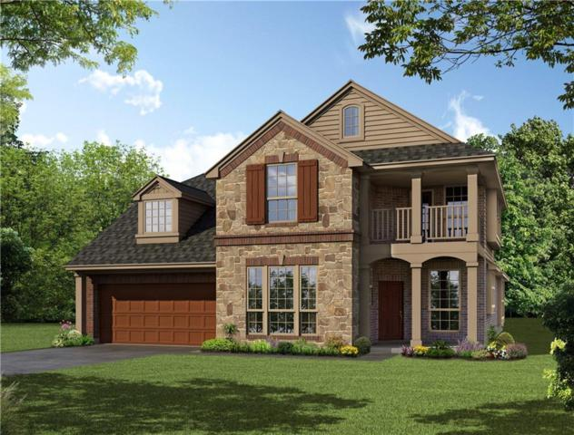 1240 Monticello Drive, Burleson, TX 76028 (MLS #13895395) :: The Mitchell Group