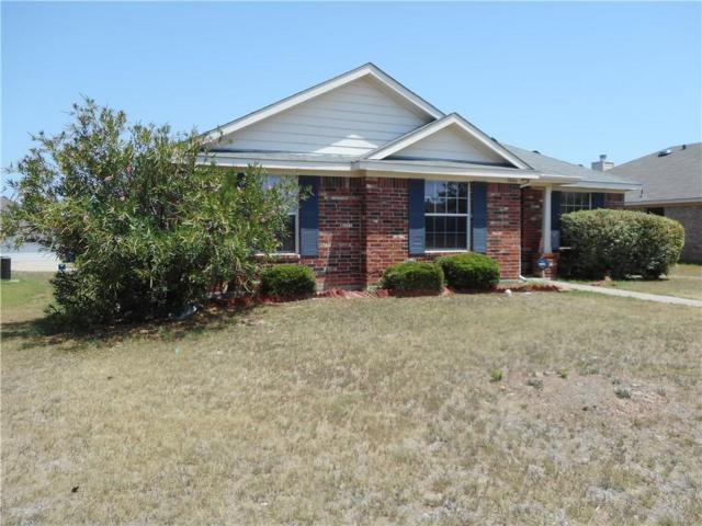 1806 Brooks Drive, Lancaster, TX 75134 (MLS #13895408) :: Pinnacle Realty Team