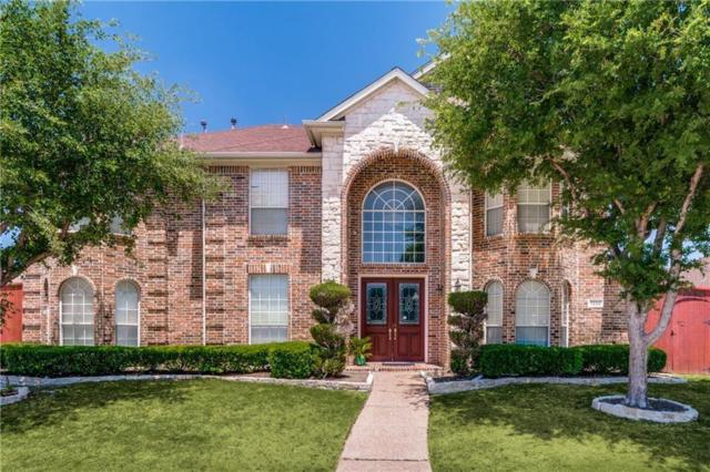 1336 Greenway Park Drive, Carrollton, TX 75007 (MLS #13895422) :: The Rhodes Team