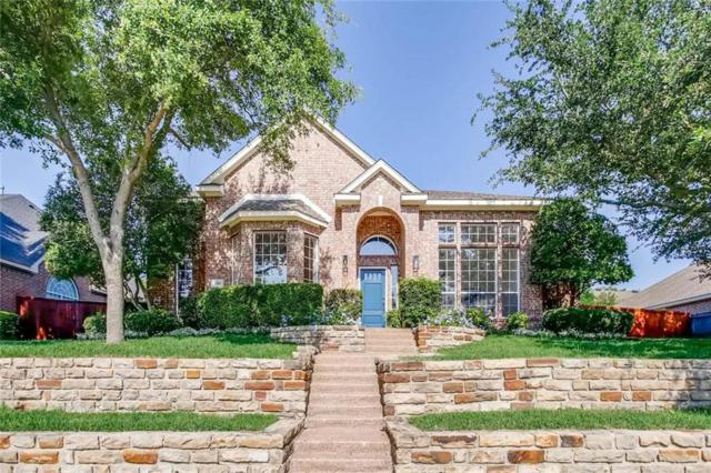 4309 Vista Creek Drive, Rowlett, TX 75088 (MLS #13895453) :: RE/MAX Town & Country