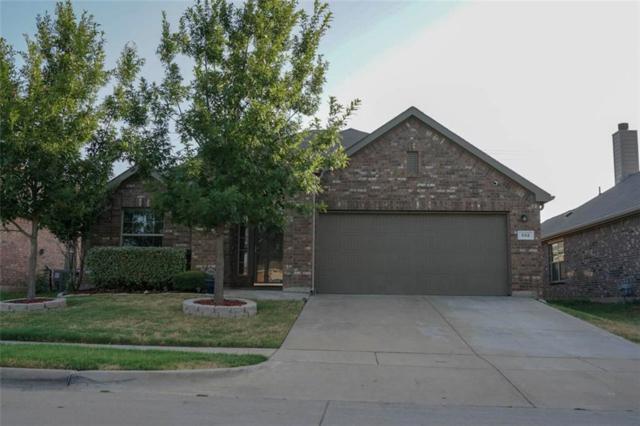 552 Drift Street, Crowley, TX 76036 (MLS #13895467) :: Team Hodnett