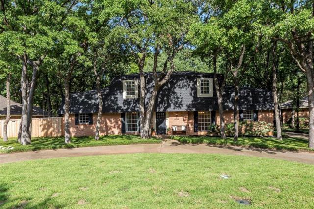 2712 Steamboat Circle, Arlington, TX 76006 (MLS #13895507) :: Team Hodnett