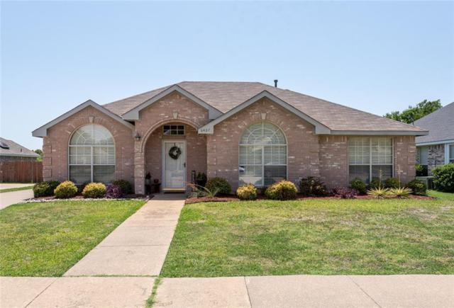 6407 Rosebud Drive, Rowlett, TX 75089 (MLS #13895525) :: Robbins Real Estate Group