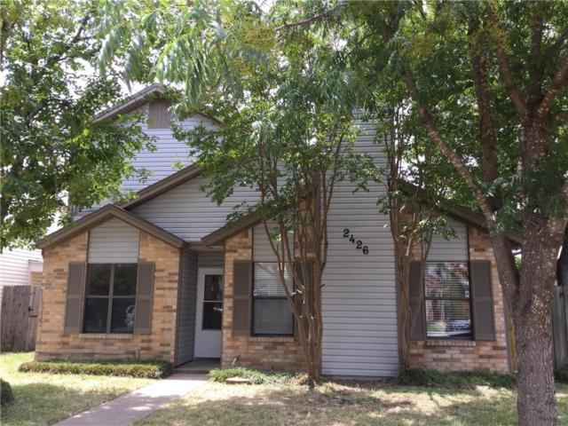 2426 Markland Street, Irving, TX 75060 (MLS #13895527) :: Robbins Real Estate Group
