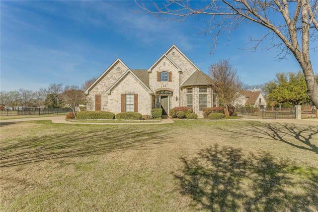 4608 Upper Glenwick Court, Denton, TX 76226 (MLS #13895535) :: The Real Estate Station